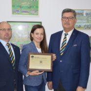 Certyfikat dla DLG AgroFood